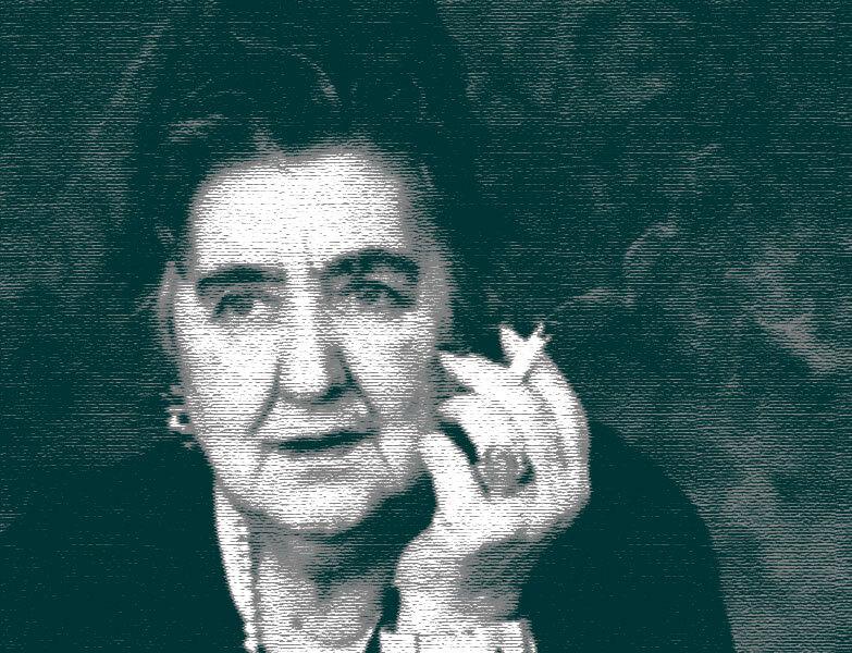 Alda Merini Celebre Poetessa Italiana
