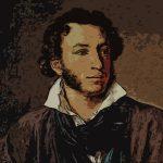 Aleksandr Puškin - Vasilij Andreevič Tropinin 1827
