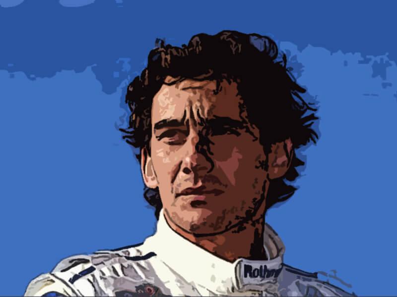 Ayrton Senna frasi celebri