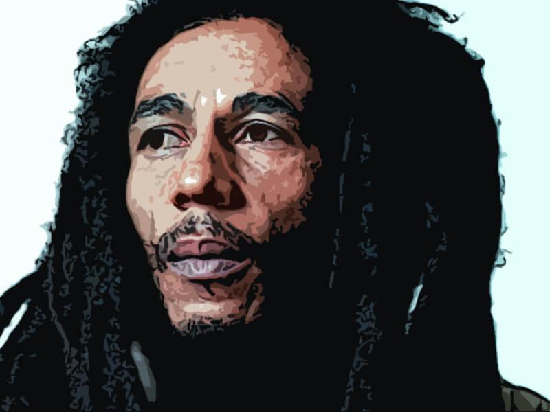 Bob Marley frasi famose