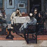 Cenacolo - Alessandro Pomi 1931