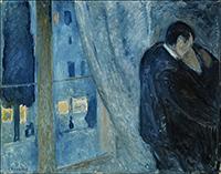 Edvard Munch Il bacio