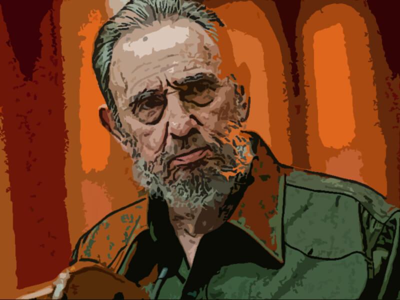 Fidel Castro frasi celebri