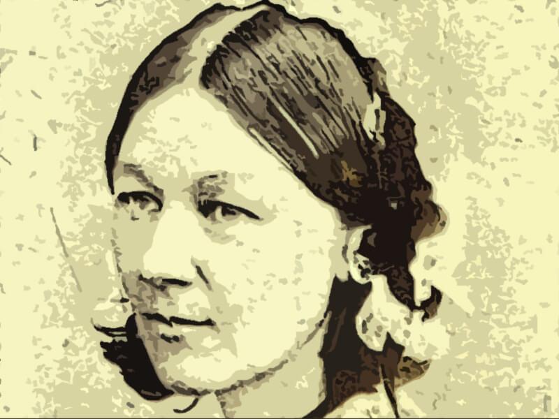 Florence Nightingale celebre statistico inglese