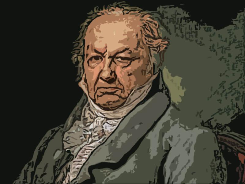 Francisco Goya frasi famose