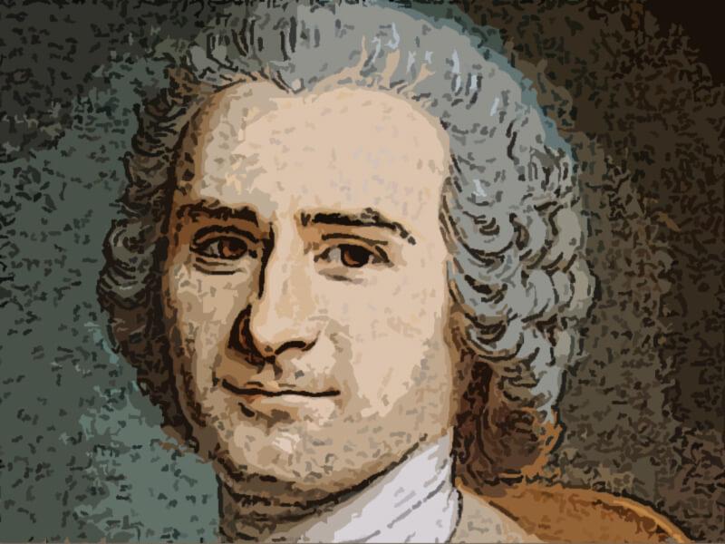 Jean Jacques Rousseau aforismi