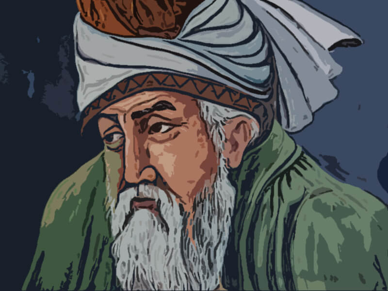 Jialal Al Din Rumi frasi famose