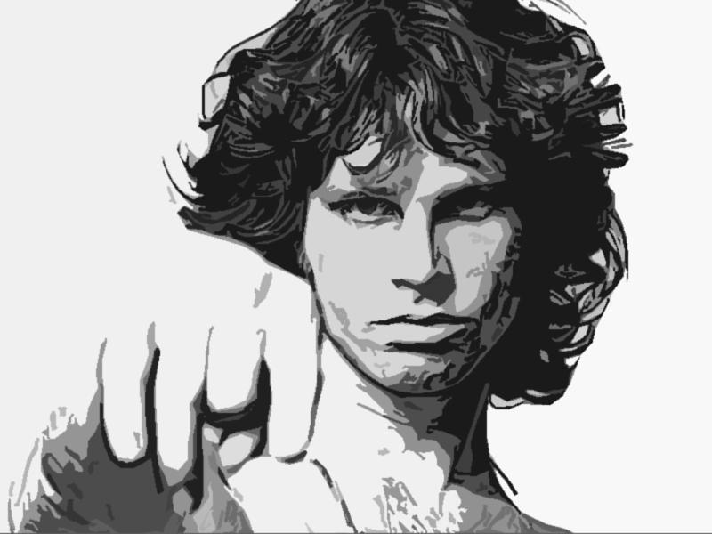 Frasi Famose Jim Morrison
