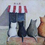 4 amici al bar Massimo Marchetti