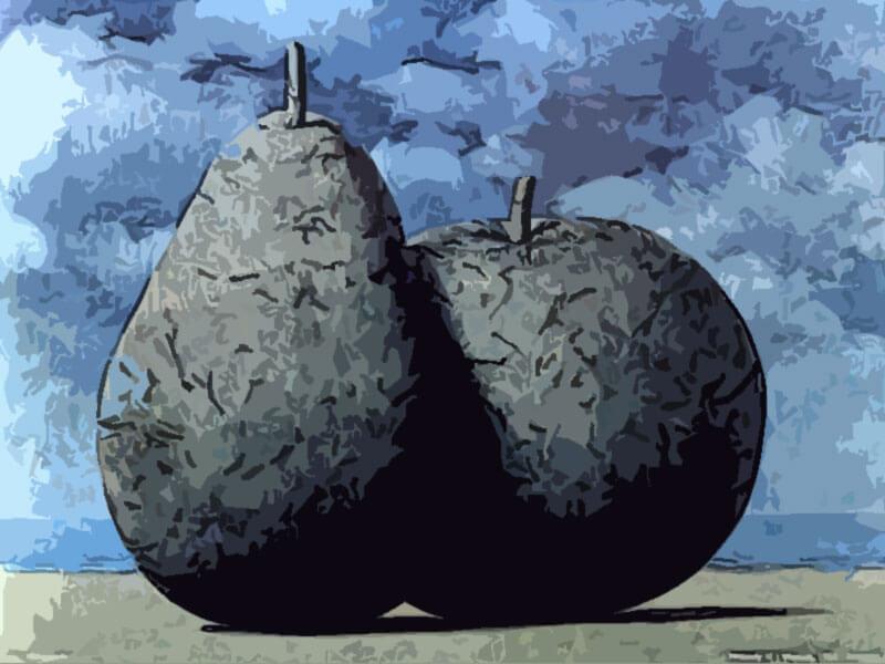 Memorie di un viaggio - René Magritte