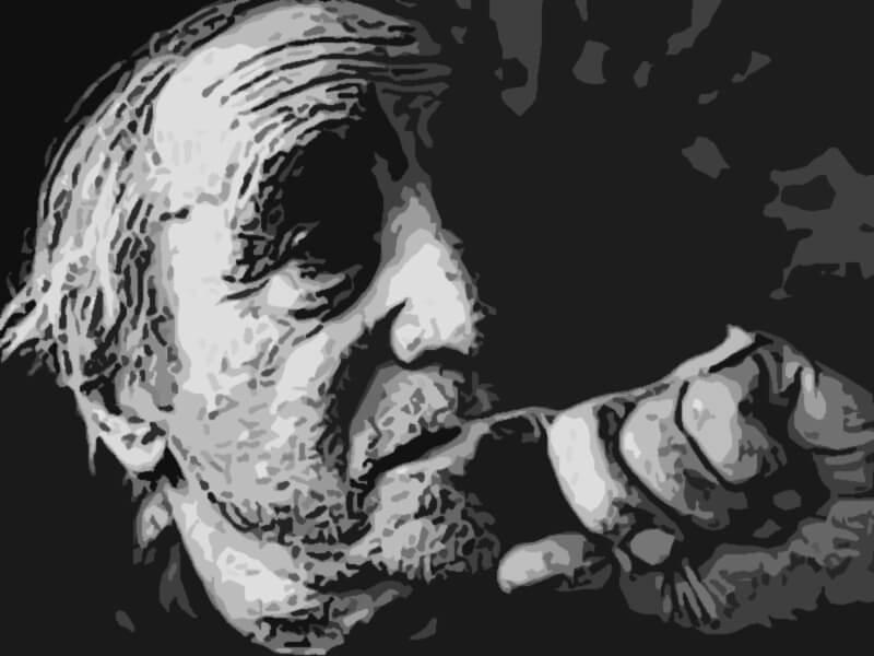 Mino Maccari celebre scrittore Italiano