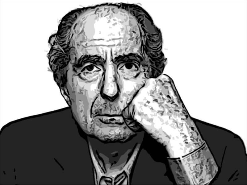 Philip Roth Celebre Scrittore