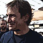 Alex Zanardi celebre pilota italiano