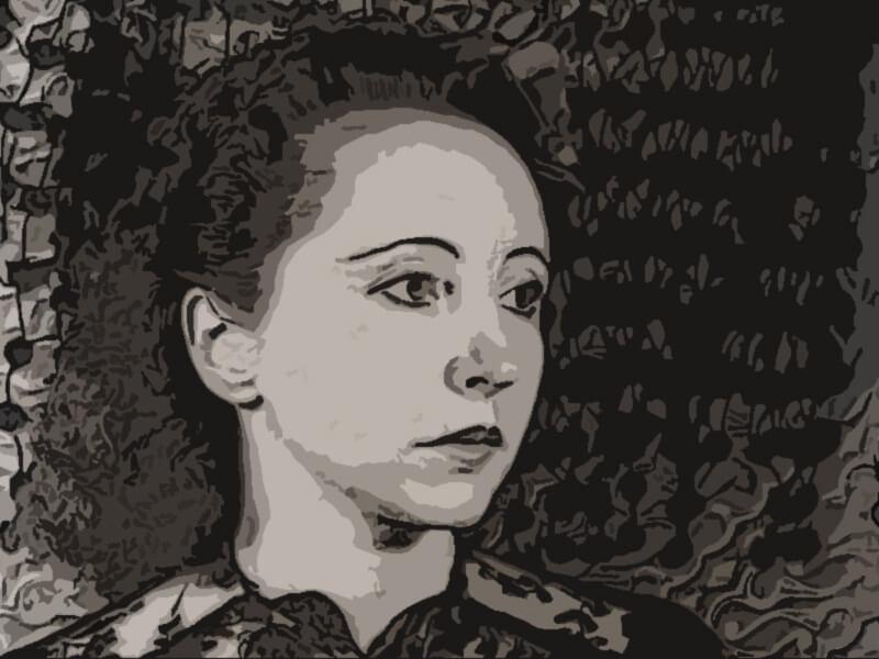 Anais Nin celebre scrittrice francese