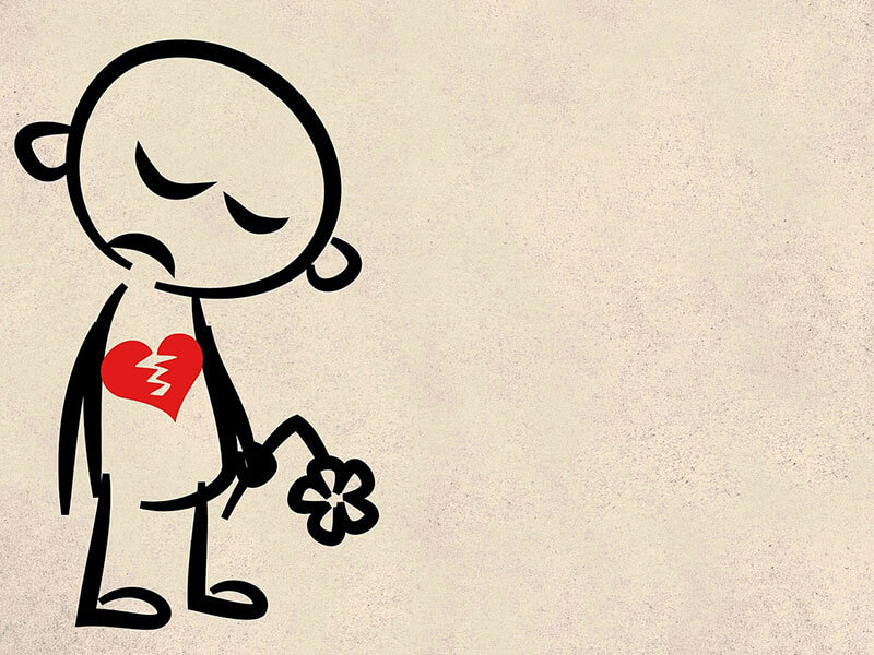 Preferenza Dieci libri sull'amore non corrisposto | letteralmente.net WV74
