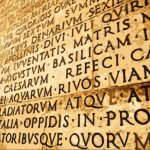 frasi belle in latino