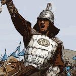 fotogramma pellicola Genghis Khan