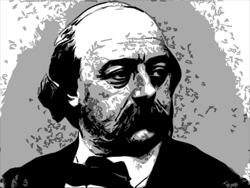 frasi famose Gustave Flaubert