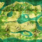 mappa caccia al tesoro