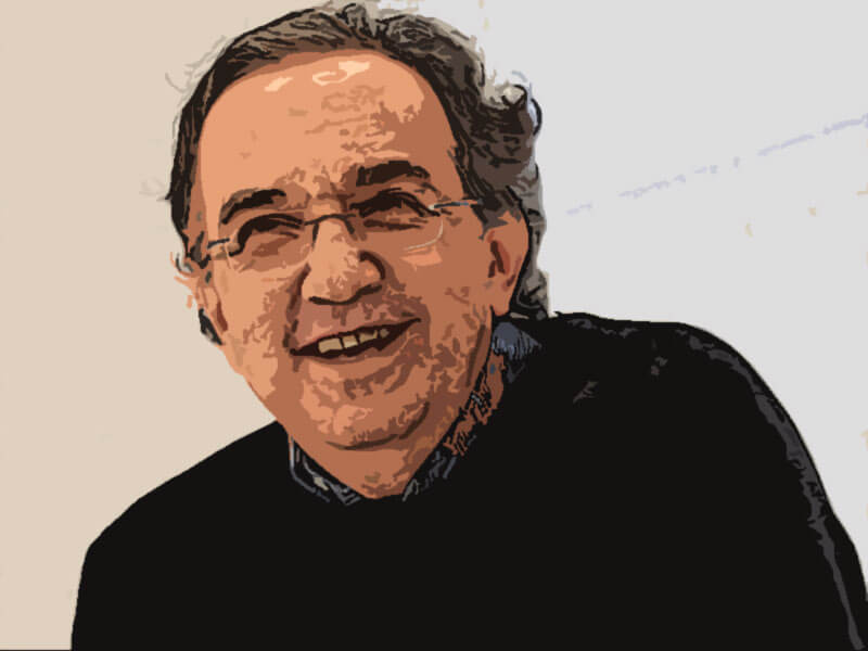 sergio marchionne manager
