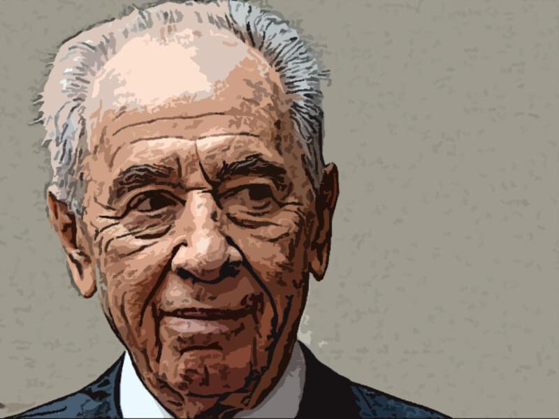 Shimon Peres frasi famose