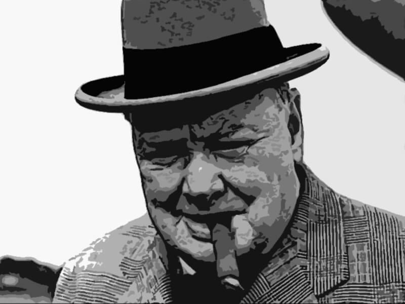 Frasi Famose Winston Churchill Letteralmente Net